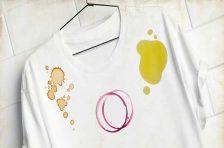 پاک کردن لکه های لباس کودک